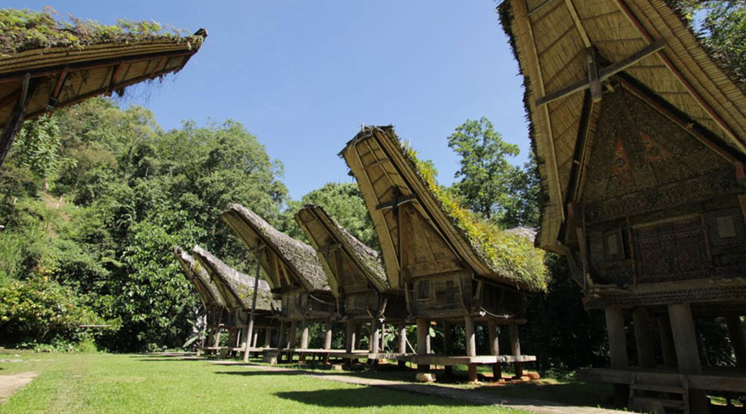 "Tana Toraja, the ""Land of Heavenly Kings"""