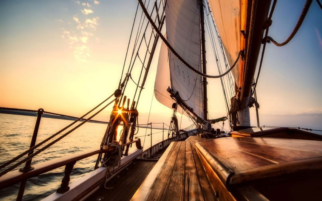 9 Ultimate Reasons Why You Should Charter A Luxury Sailing Yacht