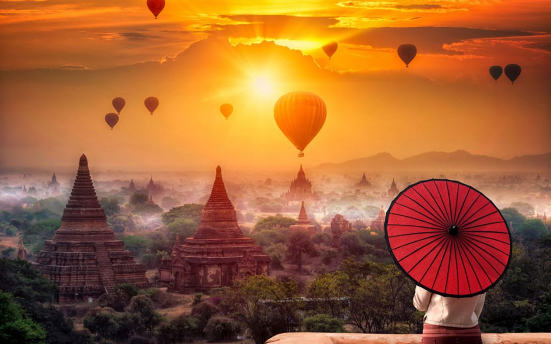 Burma: Country of Paradise
