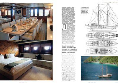 Camper & Nicholsons (Russian Magazine March 2015)