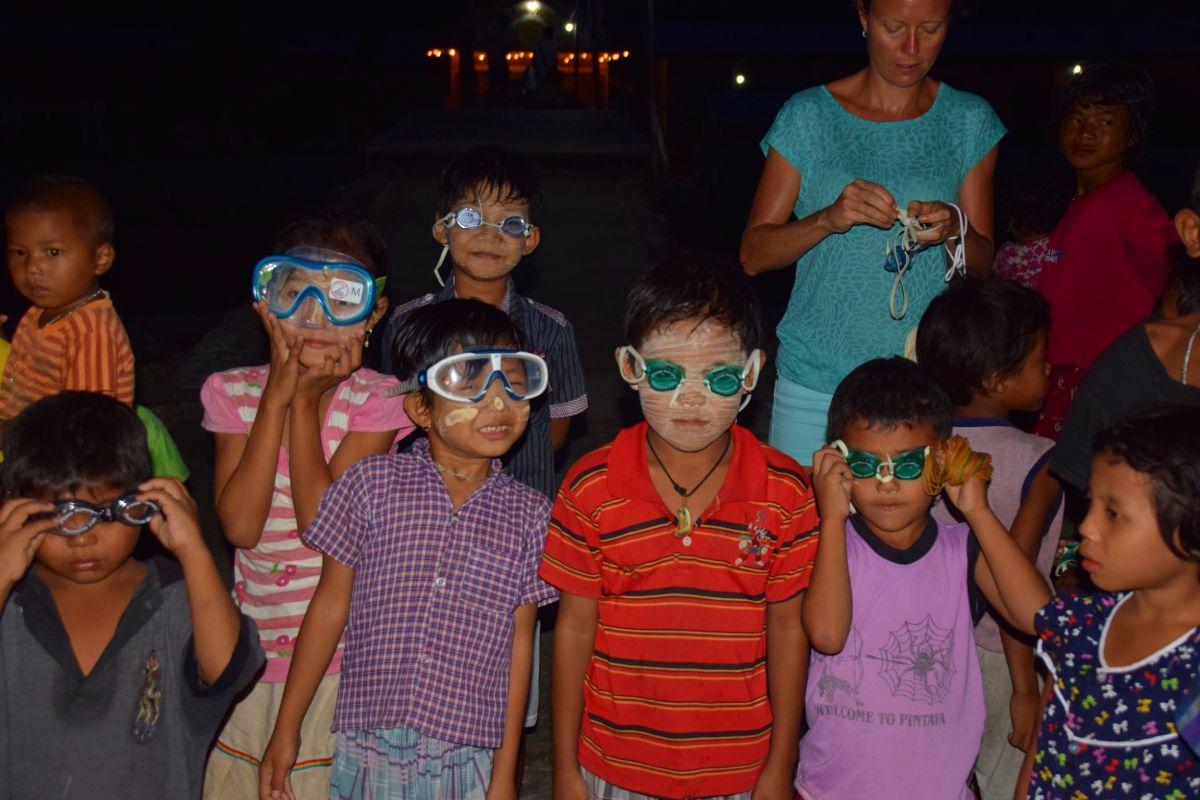 Local Inhabitants of Mergui Archipelago - LAMIMA Luxury Sailing Yacht Charter