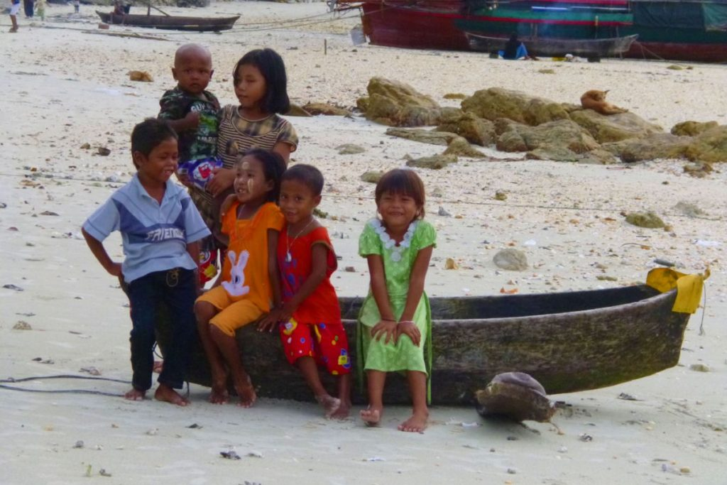 The Untold Lives of Sea Gypsies - LAMIMA Luxury Sailing Yacht Charter
