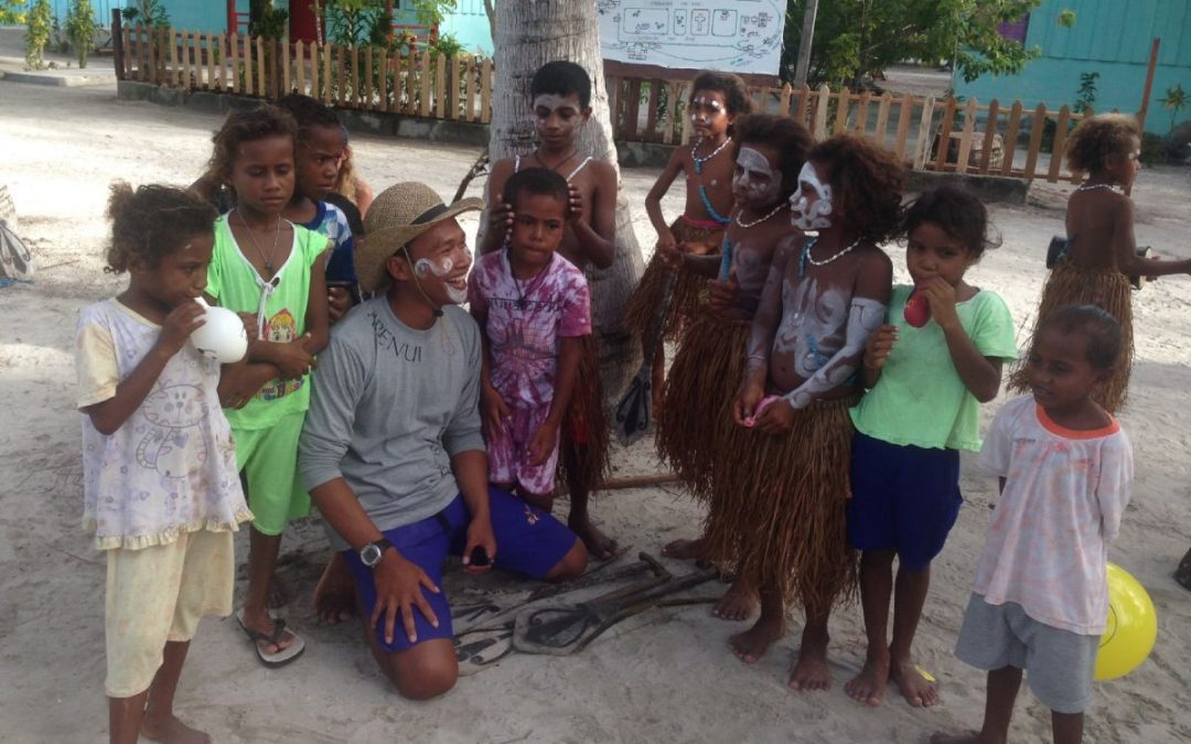 A Visit At The Arborek Village In Raja Ampat