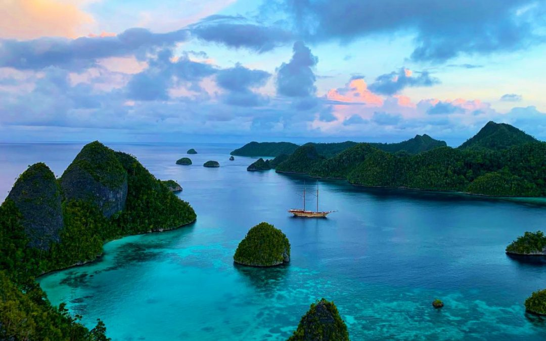 The Majestic Raja Ampat
