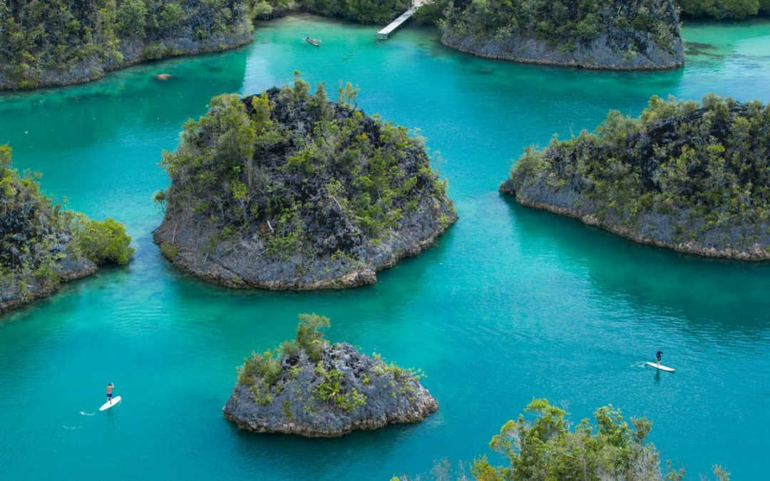 Raja Ampat As A Non Diver's Destination