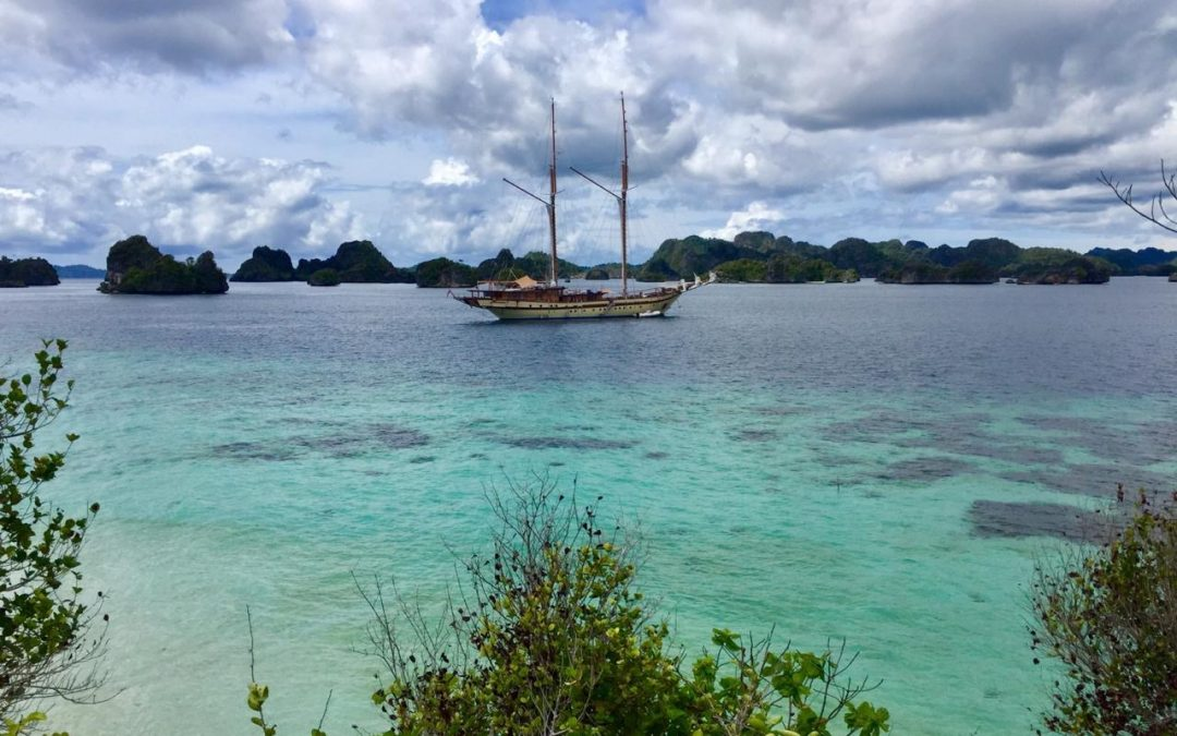 "Empire of ""The Four Kings"" – Ecotourism in Raja Ampat"