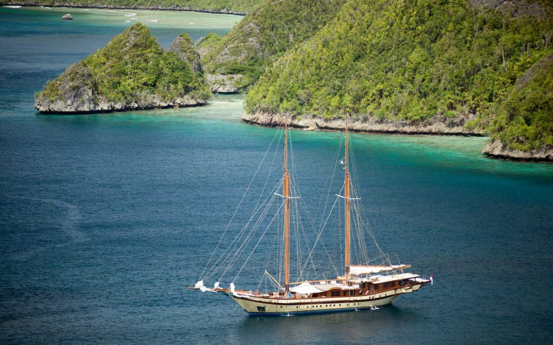 An Indulging Journey to Heaven's Paradise on Earth: A Glimpse of Raja Ampat
